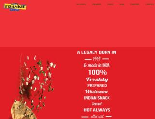 tibbsfrankie.com screenshot