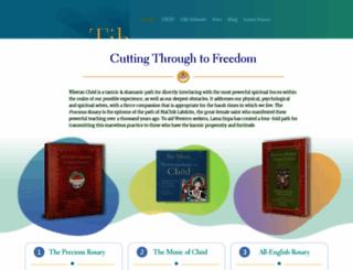 tibetancho.com screenshot