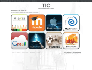 tic.mdangels.org screenshot