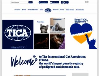 tica.org screenshot