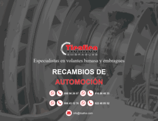 ticafico.com screenshot