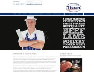 ticanchilled.co.uk screenshot