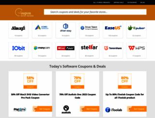 tickcoupon.com screenshot
