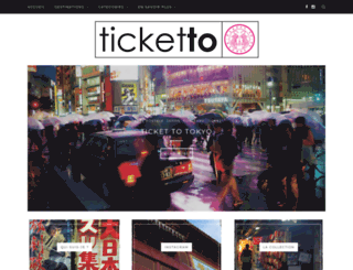 ticket-to.fr screenshot