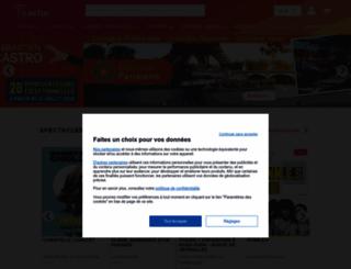 ticketac.com screenshot
