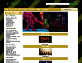 ticketatm.com screenshot