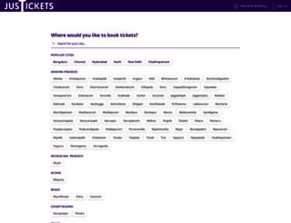 ticketdada.com screenshot