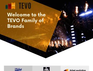 ticketevolution.com screenshot