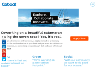 tickets.coboat.org screenshot