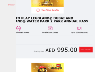 tickets.dubaiparksandresorts.com screenshot