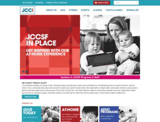 tickets.jccsf.org screenshot