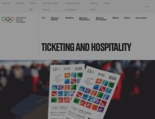 tickets.sochi2014.com screenshot