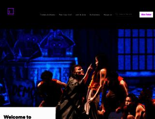 tickets.thebroadstage.com screenshot