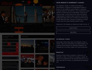 tickets.vibus.de screenshot