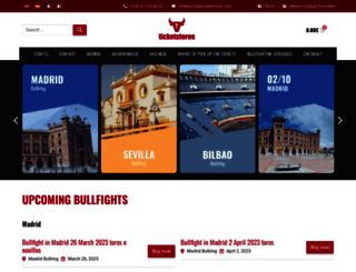 ticketstoros.com screenshot
