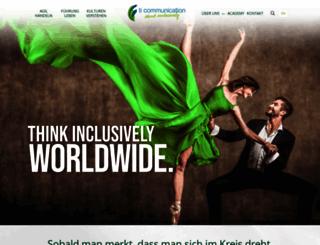 ticommunication.eu screenshot