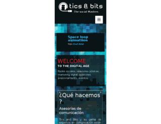 ticsandbits.com screenshot