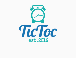 tictoc.gr screenshot