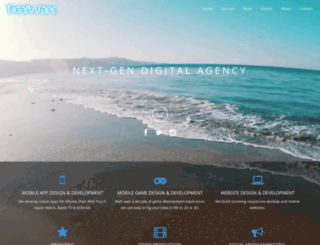 tidalware.com screenshot