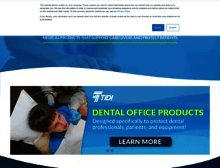 tidiproducts.com screenshot