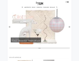 tidskriftenrum.se screenshot