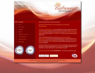 tiefbewegt.com screenshot