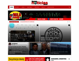 tiemponoticias.com.ar screenshot