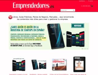 tienda-emprendedores.com screenshot