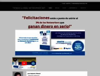 tienda-global-networker.weebly.com screenshot