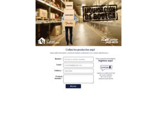 tienda.casainstrumental.com screenshot