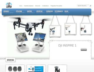 tienda.lecapra.com screenshot