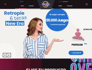 tiendaarcade.com screenshot