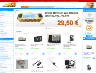 tiendade.es screenshot