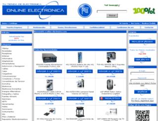 tiendahdtv.com screenshot