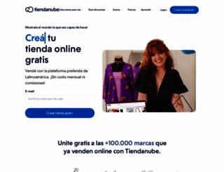 tiendanube.com screenshot