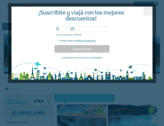 tiendaviajes.movistar.com.ar screenshot