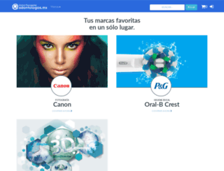 tiendavirtualodontologica.mx screenshot