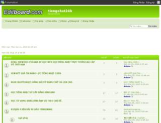 tiengnhat24h.buygoo.net screenshot