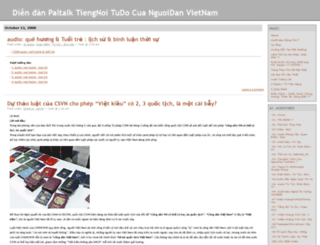 tiengnoitudo.wordpress.com screenshot