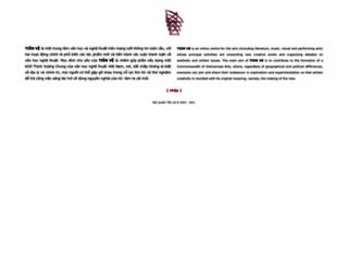 tienve.org screenshot