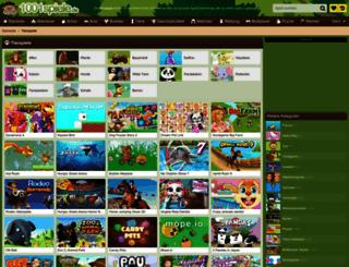 tiere.1001spiele.de screenshot
