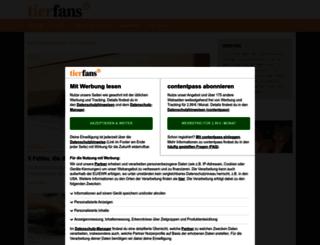 tierfans.net screenshot