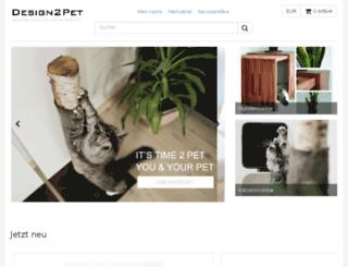 tierfutterabo.com screenshot