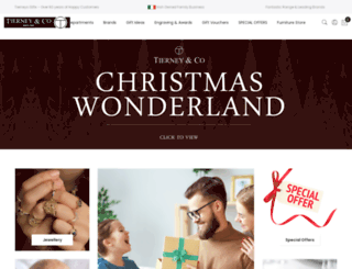 tierneysgifts.com screenshot
