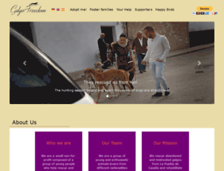 tierschutz-spende.com screenshot
