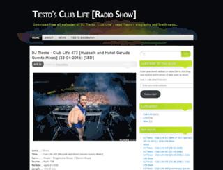 tiestoclublife.wordpress.com screenshot