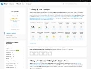 tiffanyco.knoji.com screenshot