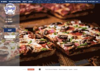 tiffanys-telegraph.foodtecsolutions.com screenshot