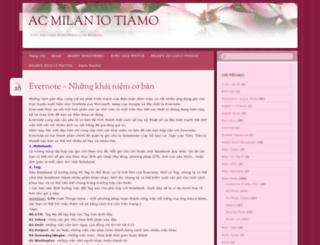 tifomilan.wordpress.com screenshot