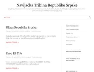 tifoscena.blogger.ba screenshot